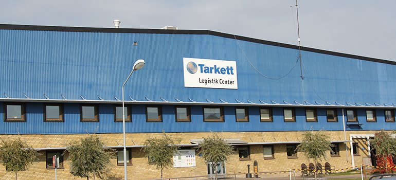 Tarkett Logistikcenter